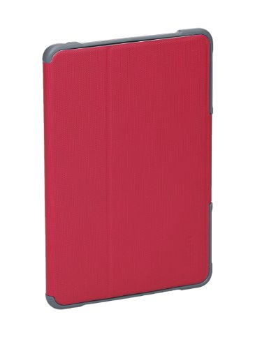 STM Dux, rugged case for Apple iPad Mini 1, 2, 3 - Red (stm-222-104G-29)