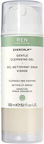 REN Clean Skincare - Evercalm Gentle Cleansing Gel - Makeup Melting Natural...