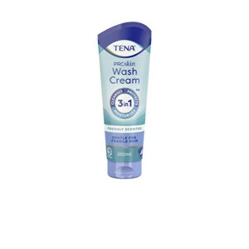 Tena wash cream tube 250 ml