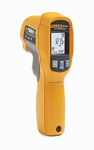 FLUKE-64 MAX Termómetro IR multifunción con D:S 20:1 y 30 horas de batería