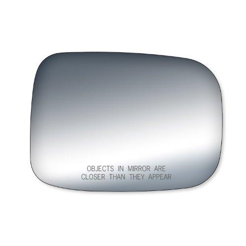 Fit System Passenger Side Mirror Glass, Blazer, Full Size Pick-Up, Full Size Van, Chevrolet Suburban, Jimmy