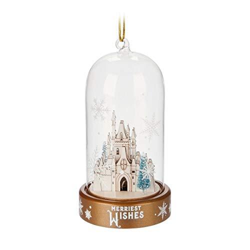 Adorno iluminado del castillo, Disneyland Paris