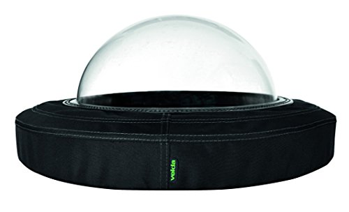velda 123503 Plexiglas-coupole pour Observer Les Poissons d'étang Ø 35 cm, Floating Fish Dome M