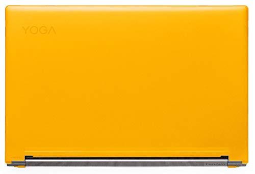"""mCover Hard Shell Case for 2020 15.6' Lenovo Yoga C940 (15"""") Series (NOT Fitting Older Yoga 900/910 / 920 / C930) multimode Laptop Computer (Orange)"""