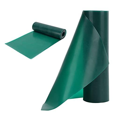 Jacksing Bandas Elásticas, Banda De Goma Transparente De Color Brillante para Caza Al Aire Libre para Fitness Yoga para Fabricación De Tirachinas(0,60 mm * 2 m)
