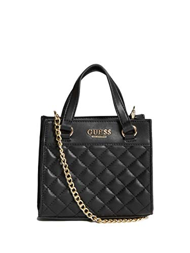 GUESS Factory Women's Taylor Mini Quilted Crossbody