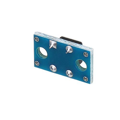 MING-MCZ Duradero 6x6mm Clave Módulo Interruptor de botón táctil 5pcs módulo de componentes electrónicos Fácil de Montar