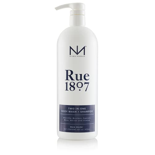 Niven Morgan Rue 1807 Two in One 33 oz