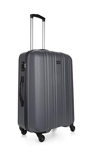 Antler Titanium Exclusive Suitcase, 71 cm, 72 liters, Charcoal
