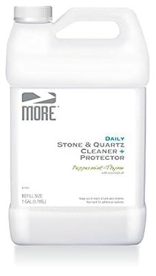 MORE Stone & Quartz Cleaner + Protector