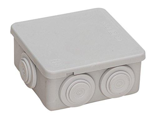 Famatel M111751 - Caja estanca ip55 80 x 80 x 36