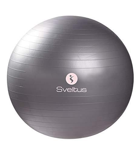 Sveltus Gymball 65 cm Adulte Unisexe, Gris