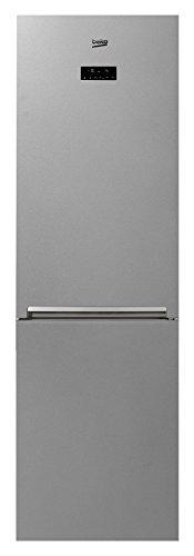 Beko RCNE365E40X Kühl-Gefrier-Kombination / A+++ / 184,5cm Höhe / No-frost / 95 L Gefrierteil / 0 °C - Zone / Antibakterieller Filter / Abtauautomatik