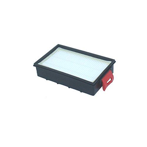 Filter / Abluftfilter passend für Bosch / Siemens BGS6 / VSX6 Serie - Hochleistungs Hepafilter - Hygienefilter Allergiker geeignet Staubsauger-Filter Siemens 00570324, 570324, BSHG570324, BBZ155HF
