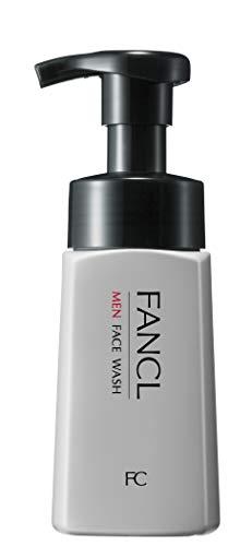 ファンケル (FANCL) メン フェイス ウォッシュ 1本 180mL (約30日分) 男性用