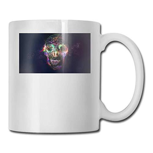 Daawqee Tazas Coffee Mug Zeichnen Mug Funny Ceramic Cup for Coffee and...