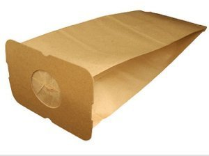 Dust bags x 5 to fit Electrolux 500 upright vacuum cleaners - Equivalent to E28 paper bags by Radvac