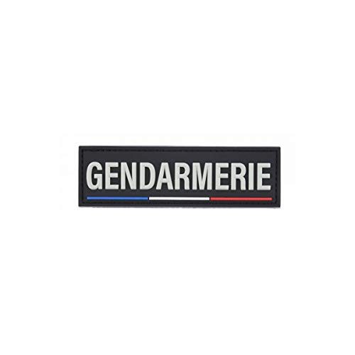DMB Products Bandeau Gendarmerie Pvc