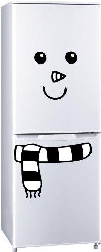Kühlschrank Aufkleber