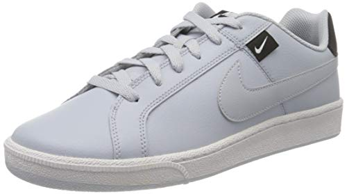 Nike Court Royale Tab, Zapatillas Hombre, Gris (Sky Grey/Sky Grey-Black-White), 44.5 EU