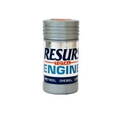 resurs Gesamt Motor Universal Öl-Additiv für alle Typ Motor Wiederherstellung (50gr)