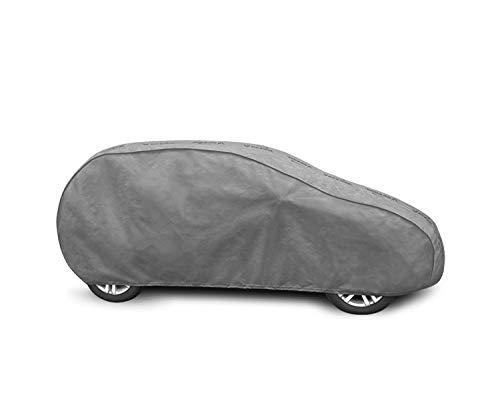 Autoabdeckung geeignet für VW Polo IV Schutzplane Abdeckung Vollgarage für das Auto atmungsaktiv - Autoplane M2