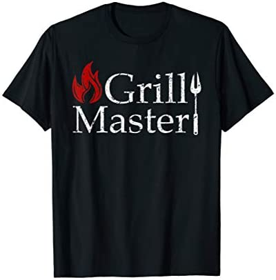Grill Master Shirt BBQ Smoker Gifts Gifts For Grillers product image