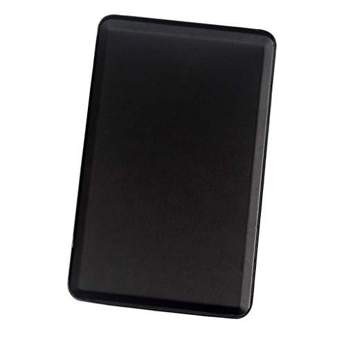 IPOTCH Disco Duro Caddy Tray SSD Bay 16pin 7 + 9 para Computadora Portátil de Escritorio