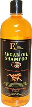 E3 Elite Grooming Products Argan Oil Shampoo for Pets 32 oz.