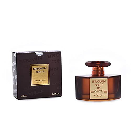 Perfume Oud Marrón | Banafa para Oud | 100ml