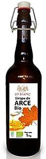 comprar comparacion SIROPE DE ARCE BIO 1 L. LO BLANC - Grado C