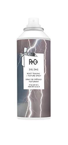 R+Co Zig Zag Root Teasing + Texture Spray, 5 Ounce