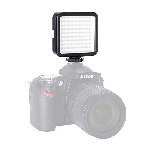 Kamera Videoleuchte LED, Dimmbar...