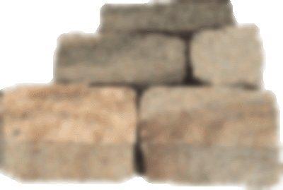 Mauersteine unsortiert 7,5 mm, 200 Stk.