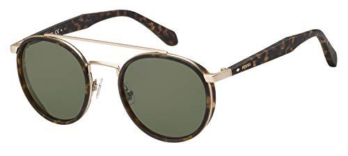 Fossil Sonnenbrille Fos2082/S-N9P-50 Damen Gafas de sol, Marrón (Braun), 50.0 para Mujer
