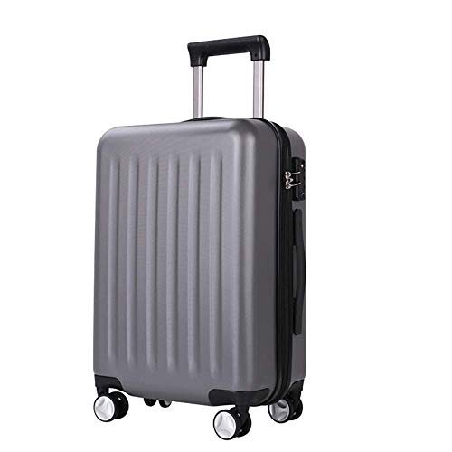 Best Deals! HaoMing New Easy Carry Light Trolley Bag Luggage for Travel