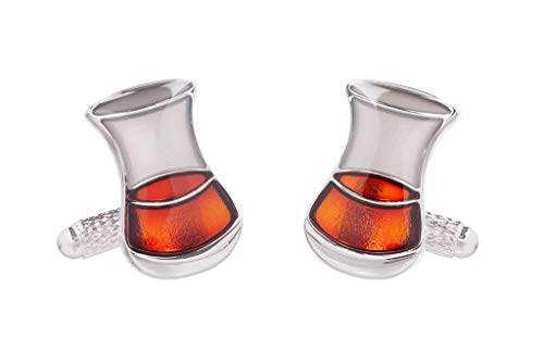 Onyx Art Whisky Gemelos Cristal Hombre presentado