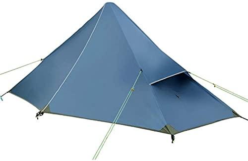 Ankon Easy Pop Up Beach Sun Shelter Tiende One Person 3 Temporada Mochilero Tienda Camping al Aire Libre Senderismo Equipo turístico Portátil Trekking Tienda
