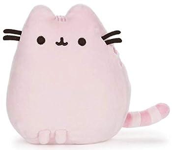 GUND Pusheen Pet Pose Plush Stuffed Animal Cat Pink 6
