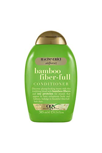 OGX Bamboo Fiber-Full Conditioner, 385 ml