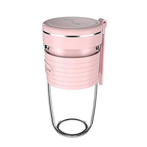 Water cup Exprimidor Eléctrico Licuadora Portátil Mini Licuadora Personal Licuadora Pequeña Licuadora...