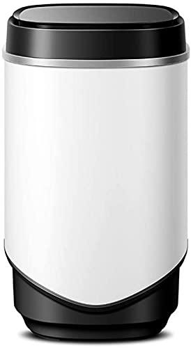 FDGSD Miniatura Mini semiautomatica, Design Compatto Portatile con Funzione di temporizzazione Blu-Ray Antibatterico 4 kg capacità di Lavaggio a Basso Rumore Adatto per Camera da Letto Soggiorno B