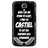 CASE LOCK LTD - Supernatural-Hard Rubber Phone Case for Samsung Galaxy S6 Made and Shipped from The USA