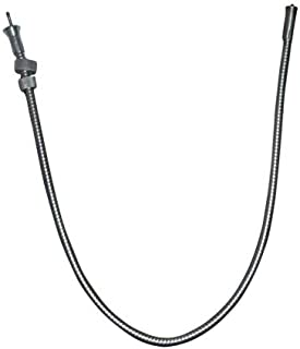 Complete Tractor 1107-0002 Tachometer Cable, Black