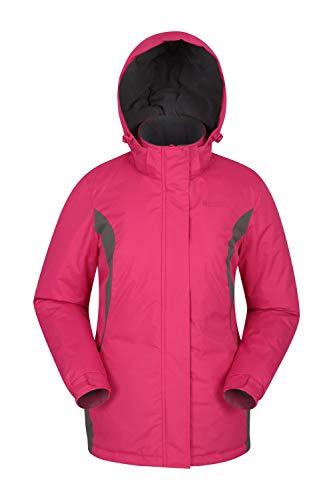 Mountain Warehouse Moon Damen-Skijacke - Schneedicht, Mikrofaser-Isolierung, Winddichte Winterjacke,...