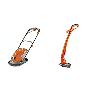 Flymo Hover Vac Collect Lawn Mower