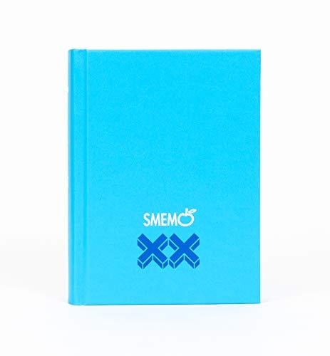 Smemoranda agenda 12 mesi 2020 soft-touch giornaliera 11,2x16,4 colore mango