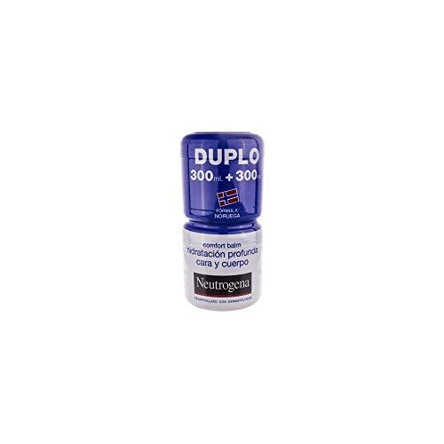 NEUTROGENA DEEP baume hydratant CONFORT VISAGE ET CORPS 300ML 300 ML,