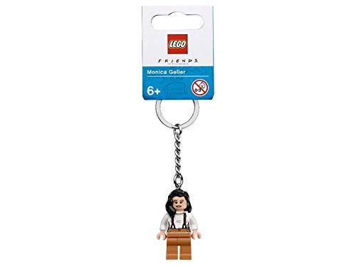 LEGO Amigos Monica Geller Minifigura Llavero 854121