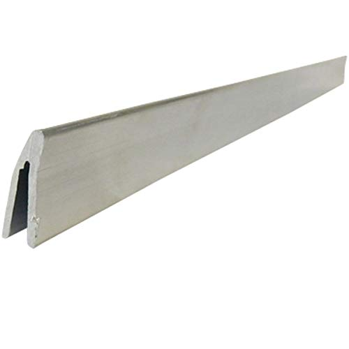 SHW-FIRE 59099 Aluminiumkante 50 cm für Schneeschieber